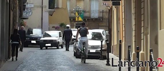 Ztl a Lanciano, dopo corso Roma auto vietate anche a Lancianovecchia