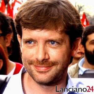 Photo: Lanciano, Pippo Civati alla prima Festa dell'Unità del Pd