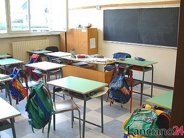 Venerdì lezioni sospese al De Giorgio