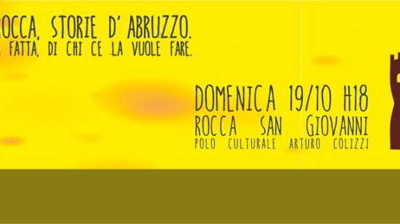 Incontro pubblico con i giovani talenti d'Abruzzo stasera a Rocca San Giovanni