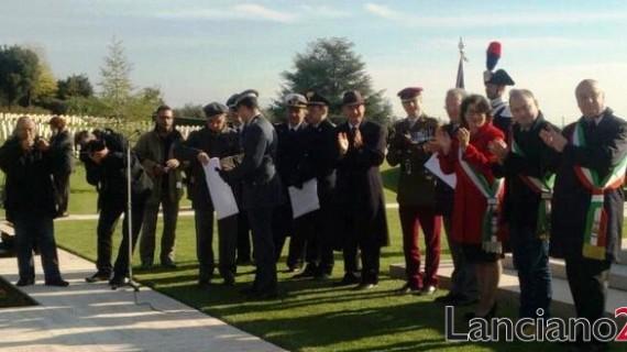 Ufficiali britannici domani a Casoli per studiare sul campo la Linea Gustav
