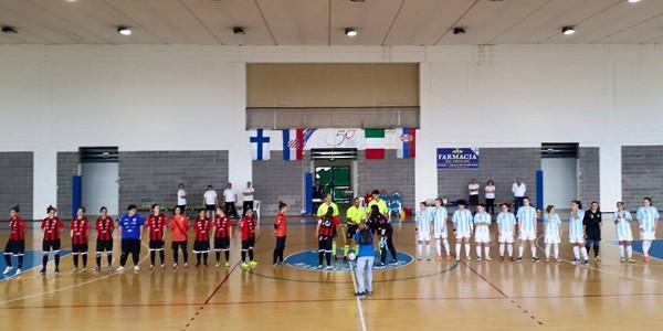 Photo: Vis Lanciano sconfitta dalla Lazio nella finale scudetto