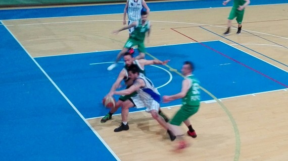 Azzurra Basket sconfitta in casa da Popoli Hops