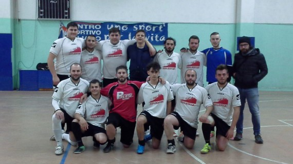 Titolo provinciale C5 Csi, Pro Lanciano e Roccascalegna con un piede in finale