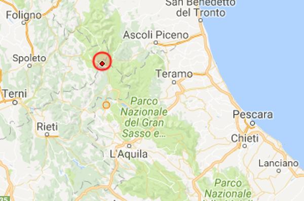 Forte terremoto nel cuore della notte, avvertito anche in tutto il Molise