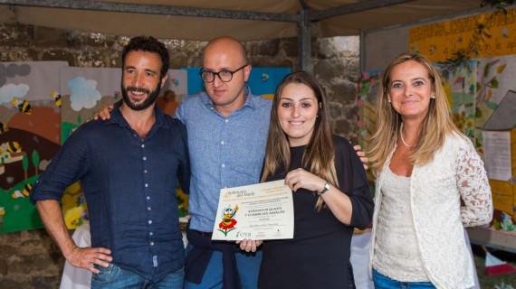 Il miele Finocchio di Tornareccio premiato a Siena