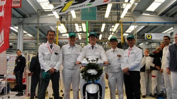 Honda a gonfie vele: quasi 2mila moto in più e 5 nuovi modelli per il 2018/2019