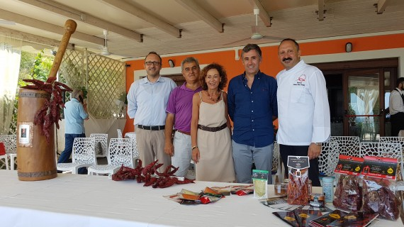Presentata oggi la nona edizione del Festival del peperone dolce di Altino