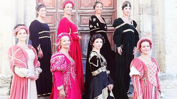 Mastrogiurato, scelte le otto Dame di quartiere