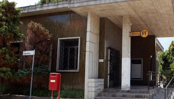 Rapina all'ufficio postale di San Vito