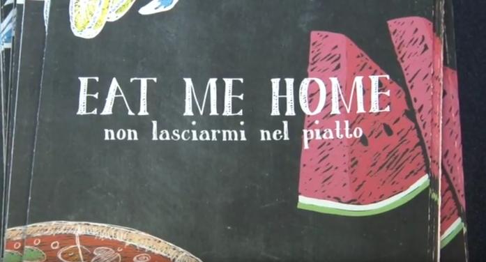Al via oggi la campagna EAT ME HOME