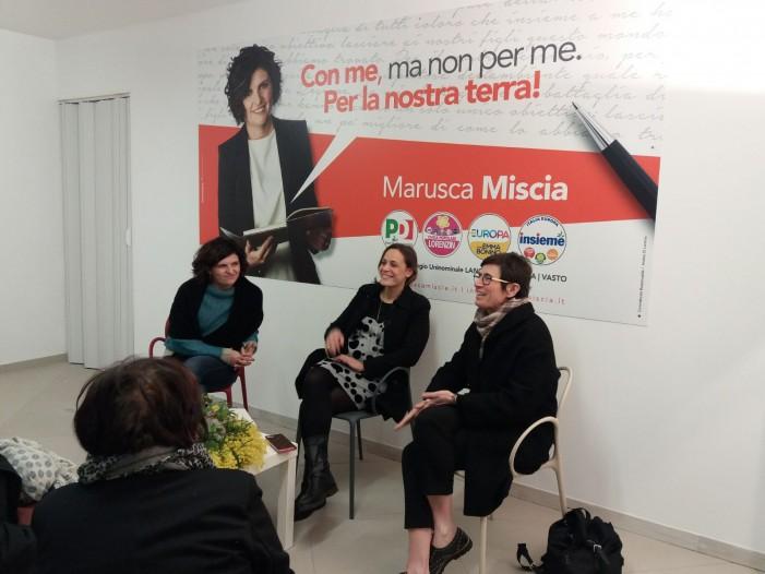 """Chiavaroli e Miscia: """"In politica è il tempo delle donne"""""""