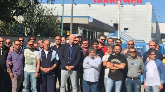 """Honeywell, Melilla (Mdp): """"Siamo alla beffa, si chiude in Italia e in Slovacchia si investe con aiuti di Stato"""""""