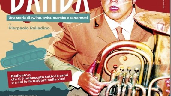 """Lo spettacolo """"La Banda"""" in scena al Teatro Studio a Treglio"""