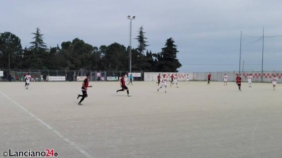 Lanciano corsaro a Tollo e Atessa ko con l'Athletic: rossoneri in Promozione
