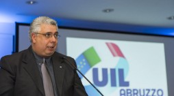 Congresso regionale della Uil Abruzzo a Villa Medici