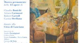 Al polo museale 42 opere d'arte donate dal mecenate Paglione