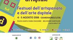 Artigitale. Festival dell'artigianato e dell'Arte digitale.