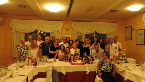 I 40 anni della V A Eroi Ottobrini e i 100 della maestra Casalone