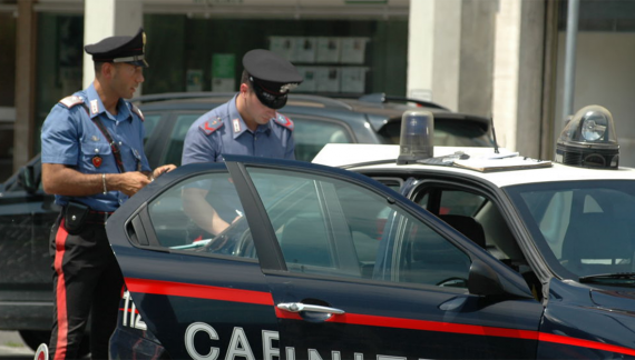 San Vito Chietino: corriere della droga fermato con cocaina ed eroina.