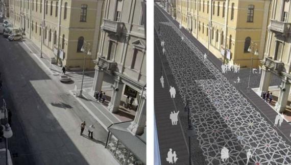Pavimentazione Corso, ripartono i lavori: cambio viabilità per i bus e divieti di sosta
