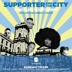 supporter and the city