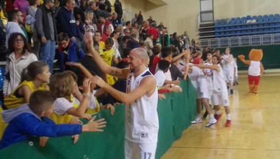 L'Unibasket Lanciano vince e convince all'esordio in casa