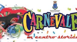Lanciano. Carnevale in centro storico