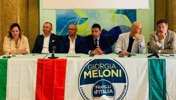 Fratelli d'Italia conferma Paolo Bomba come candidato a sindaco per il centro destra
