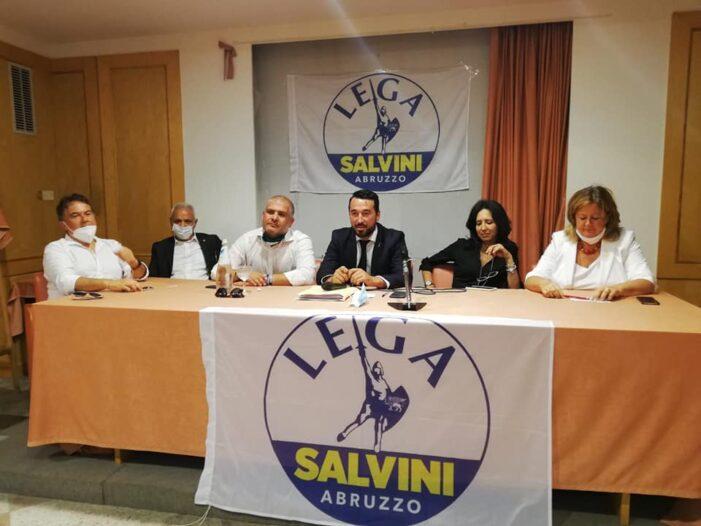 """Campitelli (Lega): """"La Lanciano-Val di Sangro tra le priorità del governo regionale"""""""
