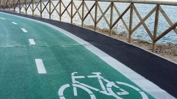 Via Verde, a Fossacesia una scuola di sicurezza stradale su due ruote per i più piccoli