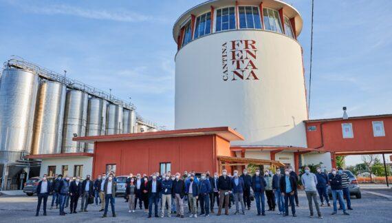 Fusione tra Cantina Frentana e Cantina Sangro: insieme più forti sul mercato