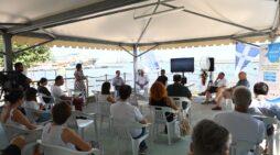 Blucy, il drone sottomarino che studia la salute del mare Adriatico in missione scientifica sulla Costa dei Trabocchi