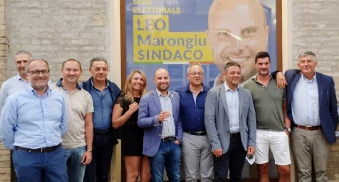 AZIONE…PER LANCIANO in appoggio a Marongiu